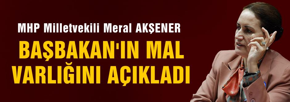 Erdoğan'ın mal varlığını açıkladı!