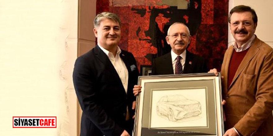 'Bir tur atmak istiyorum' diyen Kılıçdaroğlu'na TOGG heyetinden sürpriz