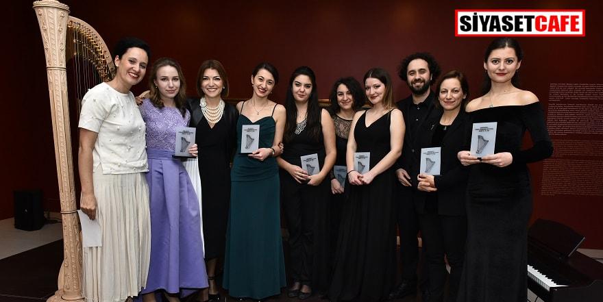Ceren Necipoğlu'na anma konseri