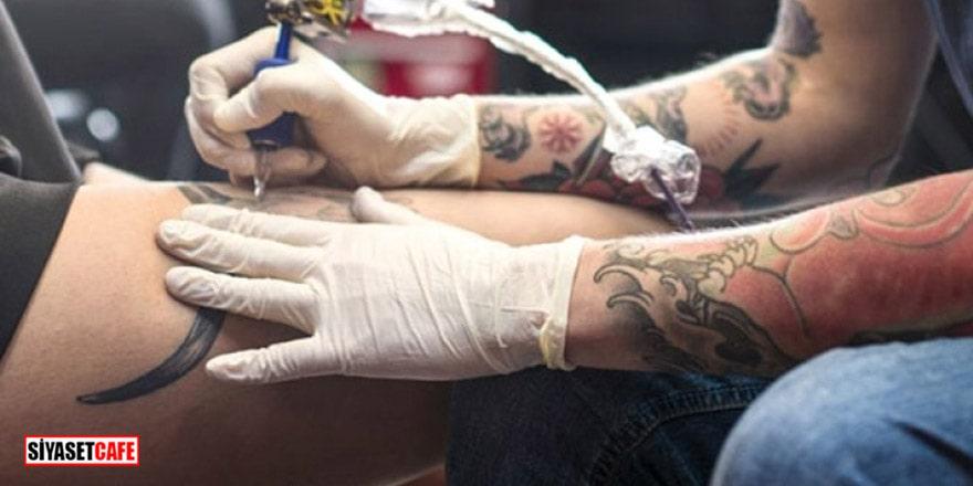 İstanbul'da dövme yaptırmaya gelen turist kadın tecavüze uğradı