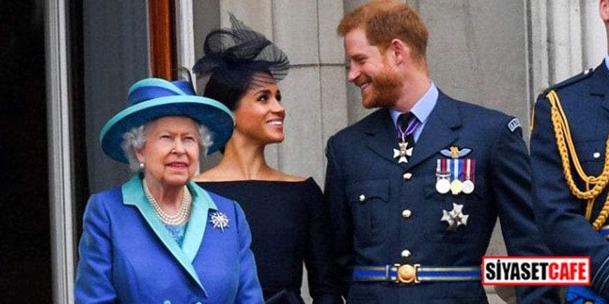 Prens Harry sessizliğini bozdu! İşte Kraliyet'ten ayrılma sebebi