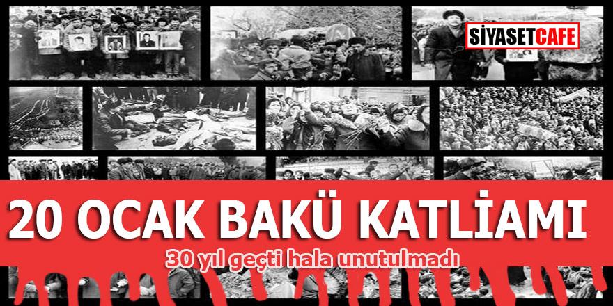 Azerbaycan'ın bağımsızlık ateşini yakan katliam: 20 Ocak (Yanver ) Bakü Katliamı