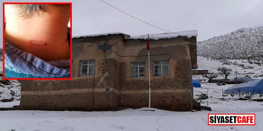 Siirt'te kan donduran iddia! O öğretmen açığa alındı
