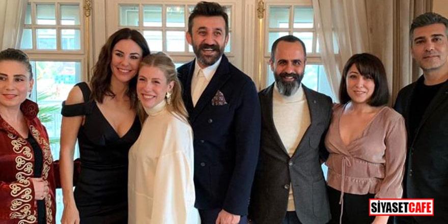 Çukur dizisinin oyuncusu Necip Memili evlendi