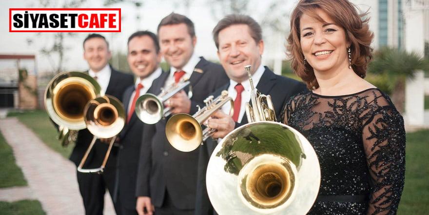 Salı klasiklerinin konuğu: Golden Horn Brass