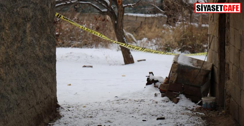 Kırşehir'de cinnet geçiren koca karısını öldürdü