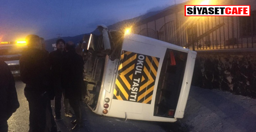 İzmir'de feci kaza:8 yaralı