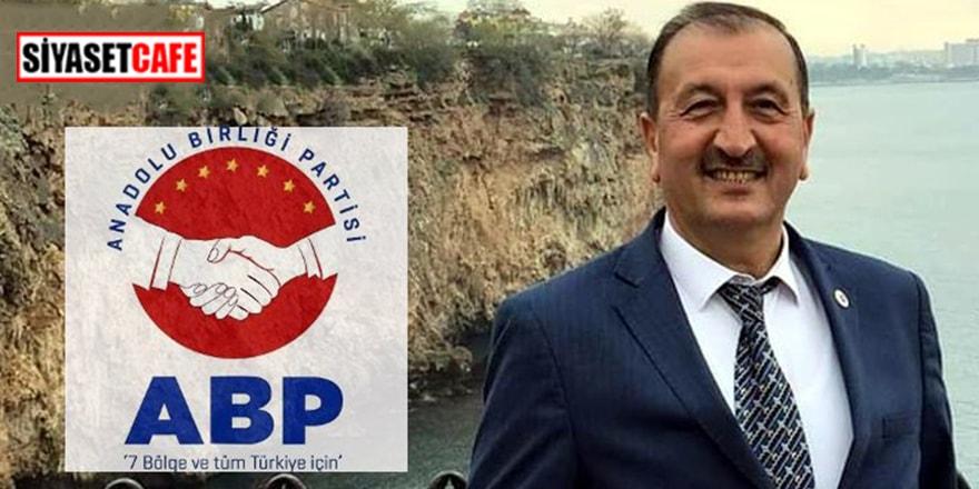 2020 yılının ilk partisi Anadolu Birliği Partisi (ABP) adıyla kuruldu