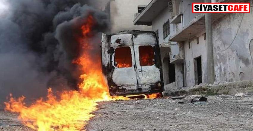 Esad yine saldırdı:8 yaralı