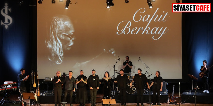 Cahit Berkay'dan 55.yıl kutlaması