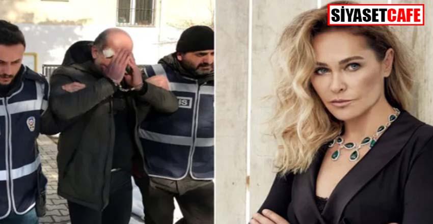 Hülya Avşar'ı soyan hırsız yakalandı!