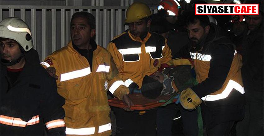 Gezin'de enkaz altında kalan 5 vatandaştan 2'si ölü çıkartıldı