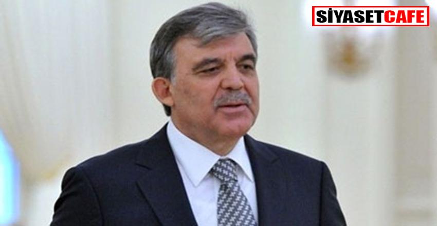 Abdullah Gül deprem mesajında bile muhalefet yaptı