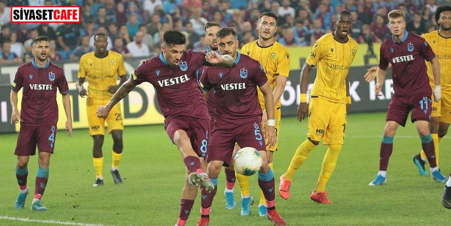 Yeni Malatyaspor'un maçı ertelendi