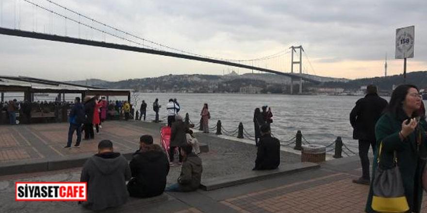 Taksi şoförü 15 Temmuz Şehitler Köprüsü'nden atlayarak intihar etti