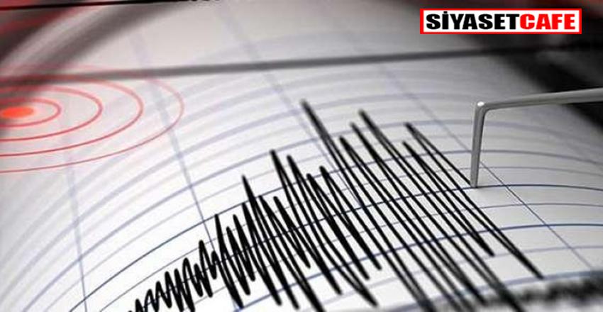 İran'da 5.4 büyüklüğünde deprem meydana geldi