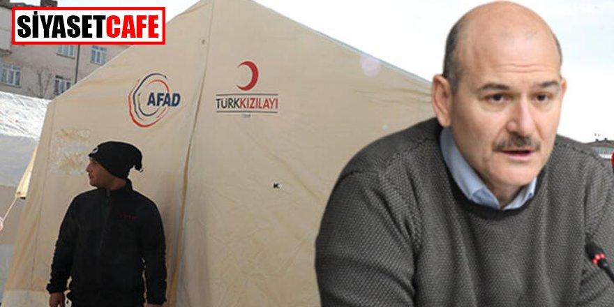 Bakan Soylu o iddiaları yanıtladı! HDP'li belediyelerin yardımı...