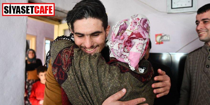 Suriyeli Mahmut'a vatandaşlık müjdesi