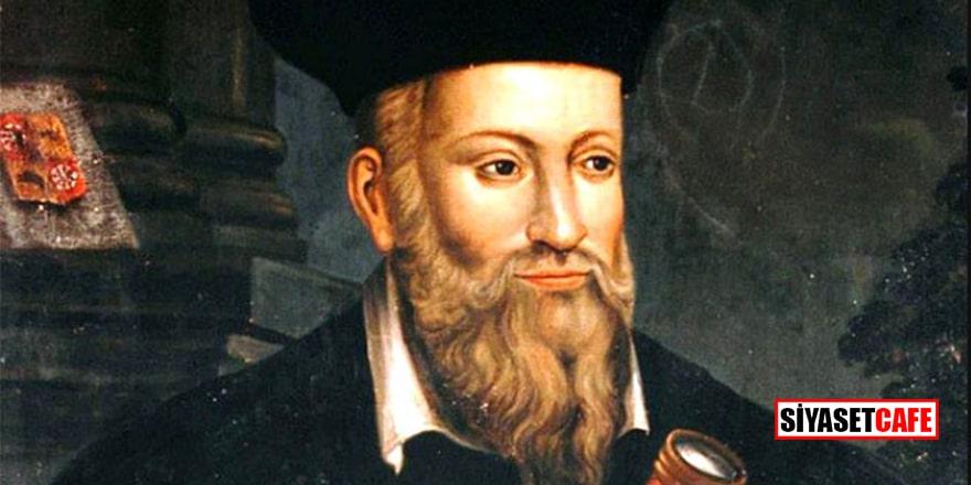 Kendi ölümünü ve koronavirüsü bildi! İşte Nostradamus'un kehanetleri
