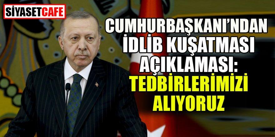 Cumhurbaşkanı Erdoğan Senegal'de konuştu