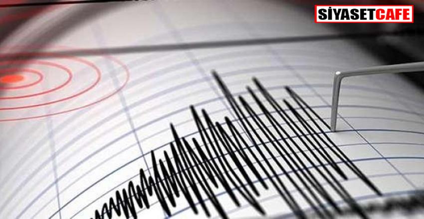 İran'da 5.1 büyüklüğünde deprem meydana geldi