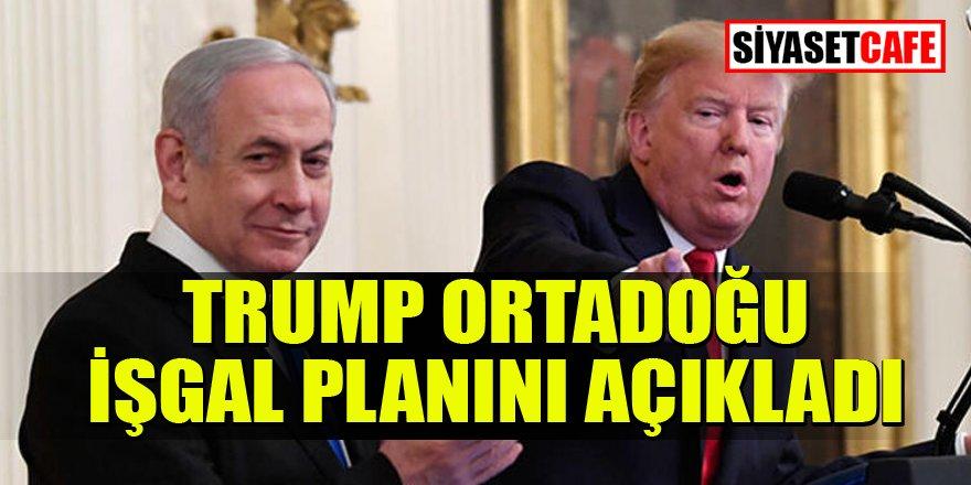 Trump'ın işgal planı