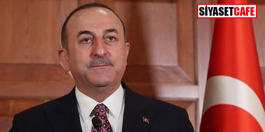 Çavuşoğlu, Hafter'i hedef aldı: Kendi halkını bombalayanların...