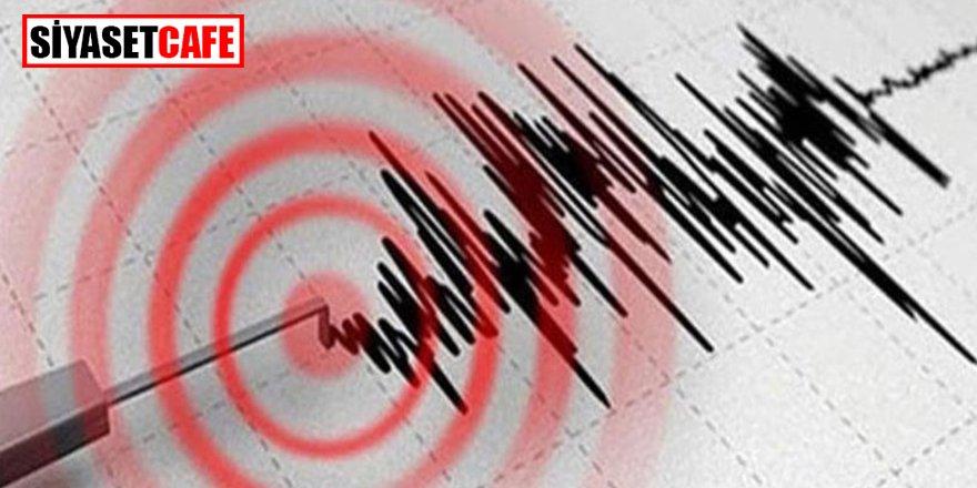 7.4 siddetindeki deprem sonrası Tsunami uyarısı!