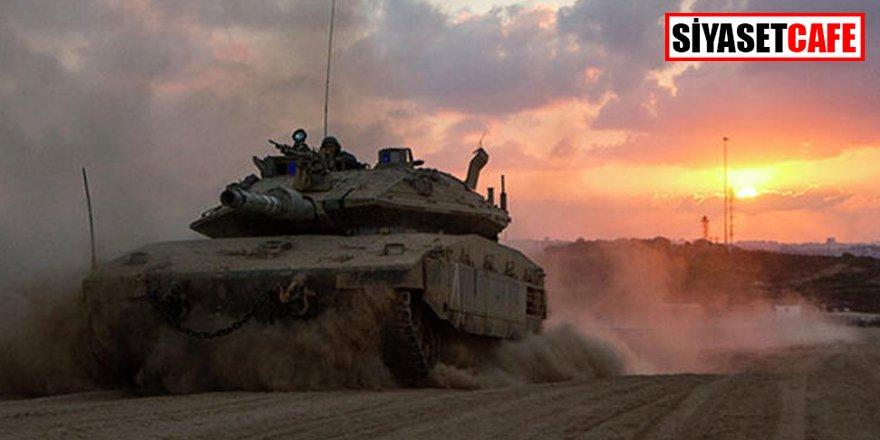 Son dakika! İsrail'den gerilimi arttıran adım