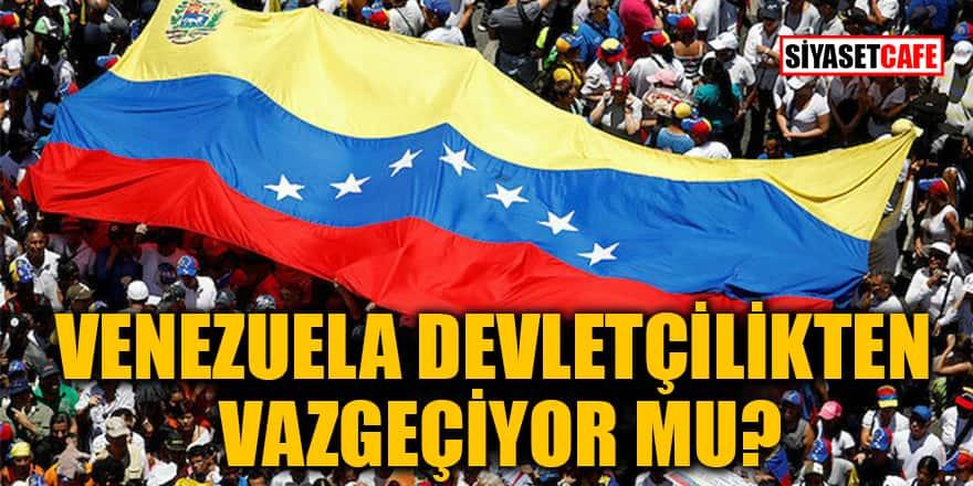 Venezuela devletçilikten vazgeçiyor mu?