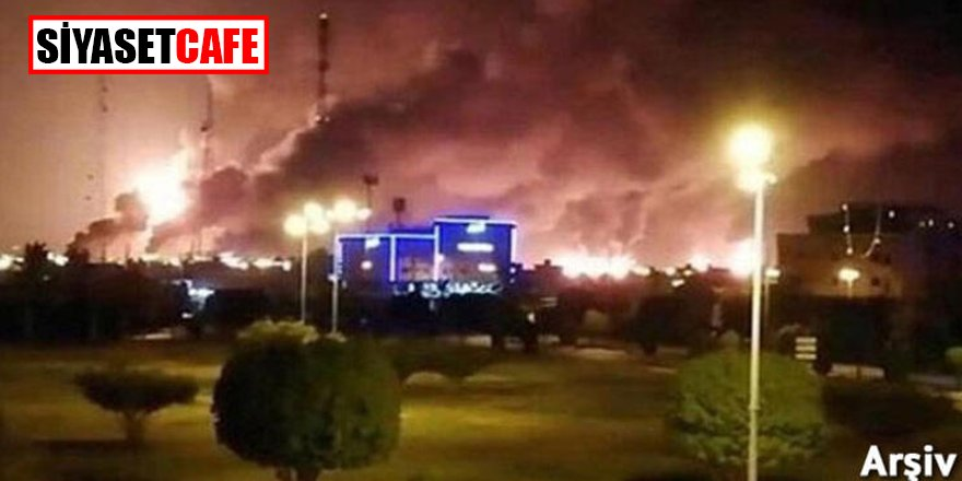 Husiler Aramco tesislerini vurdu