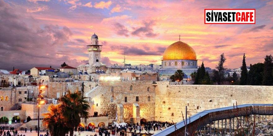 """Cumhurbaşkanı Erdoğan neden her seferinde """"Kudüs bizim kırmızı çizgimiz"""" diyor? Kudüs neden bu kadar önemli? İşte Kudüs'ün tarihi"""