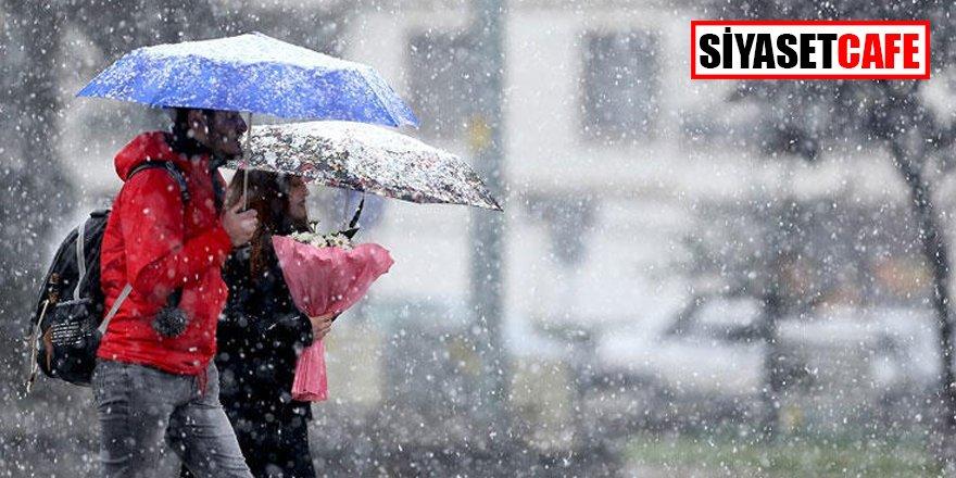 Meteorolojiden birçok bölge için önemli uyarı!