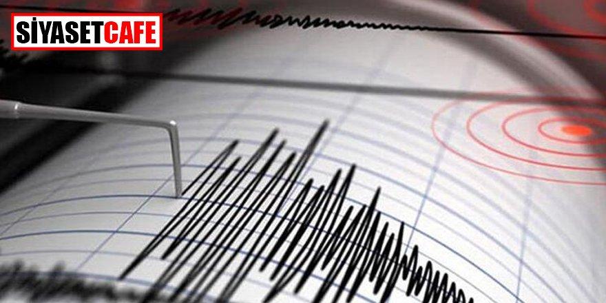Komşuda korkutan deprem! Hakkari'den de hissedildi!