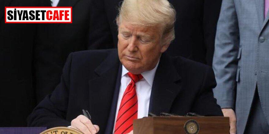 Trump ABD-Meksika-Kanada Ticaret Anlaşması'nı imzaladı