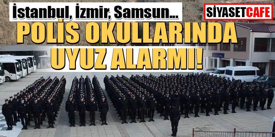 Polis okullarında 10 günlük 'uyuz' tatili