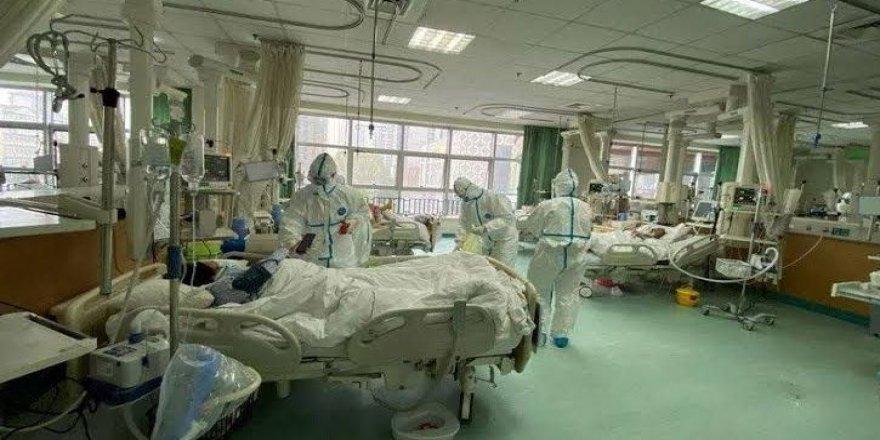 Korkunç rakam! Koronavirüs'te ölü sayısı artıyor