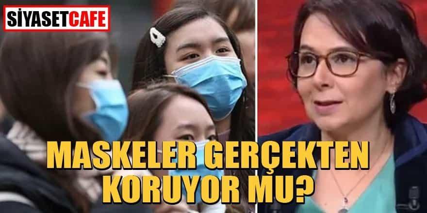 Maskeler koronavirüsten koruyabilir mi? Prof. Dr. Yavuz açıkladı