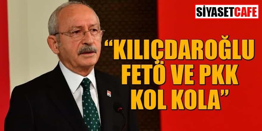 MHP'den flaş açıklama: Kılıçdaroğlu FETÖ ve PKK ile kolkola