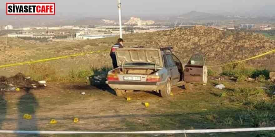 İzmir'de sır ölüm! Sırtından vurularak öldürüldü