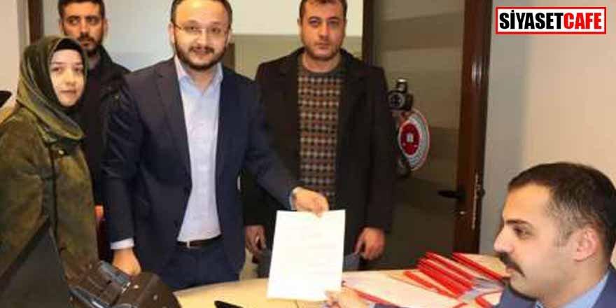 AK Parti'den CHP'li isme suç duyurusu!