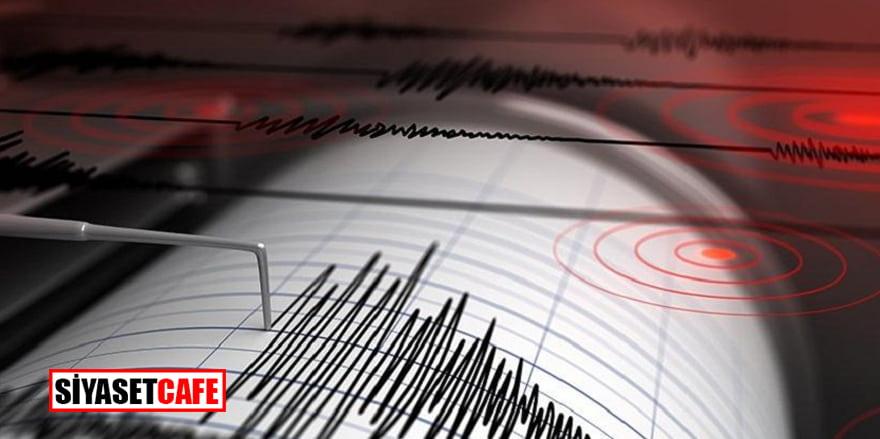 Yalova'dan sonra bir deprem daha