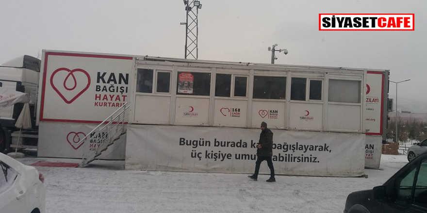 Kızılay'dan 'Kan Dostum' adlı yeni kampanya