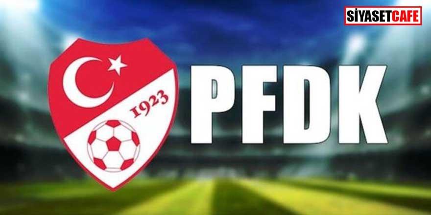 PFDK'dan Hasan Şaş ve Ahmet Nur Çebi'ye kötü haber