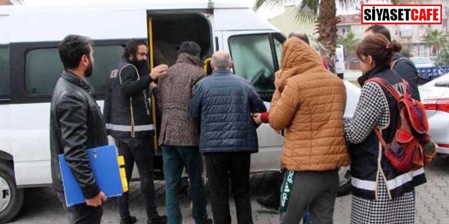 Muğla'da fuhuş zorbalığına polis baskını