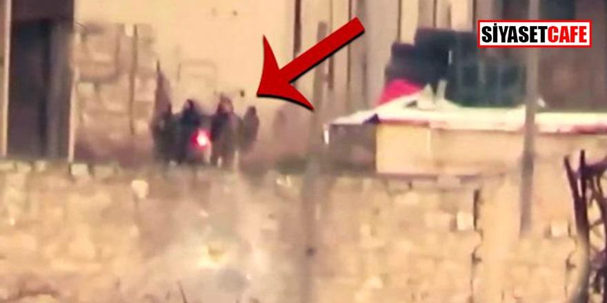 Esed'in askerleri sigara içerken havaya uçuruldu