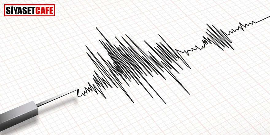 Komşuda deprem: 6.0