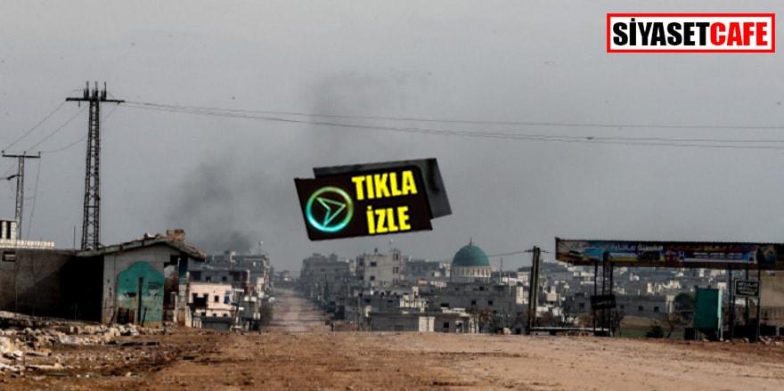 İdlib'de şiddetli çalışmalar-Video Haber-