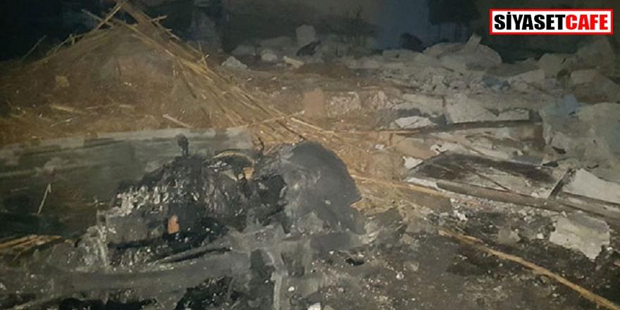 Tel Abyad'da bomba yüklü araç patladı