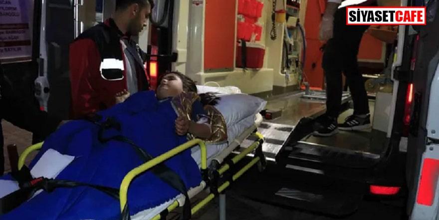 Adana'da 6 yaşındaki kız çocuğu vuruldu!